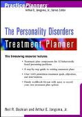 Personality Disorders Treatment Planner