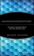 Managingnonprofits.Org Dynamic Management for the Digital Age