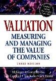 McKinsey DCF Vaulation 2000 Model(to accompany Valuation: Measuring and Managing the Value o...