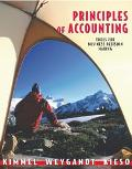 Principles of Accounting Tools for Business Decision Making