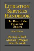 Litigation Services Handbook The Role of the Financial Expert