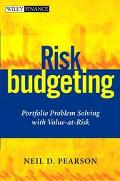 Risk Budgeting Portfolio Problem Solving With Value-At-Risk