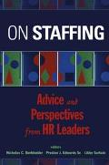 On Staffing Advice and Perspectives from Hr Leaders