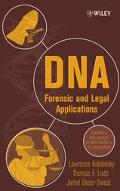 DNA Forensic and Legal Applications