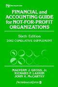 Financial and Accounting Guide for Not-for-Profit Organizations, 2002 Cumulative Supplement