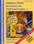 Mathematics Methods for Elementary and Middle School Teachers, Active Learn Active Learning ...