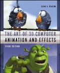 Art of 3-D Computer Animation and Effects