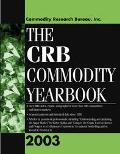 Crb Commodity Yearbook 2003