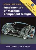Fundamentals of Machine Component Design Updated