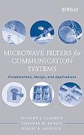 Theory And Design Of Modern Microwave Filters And Systems Applications