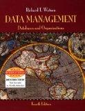 Data Management: Database and Organizations