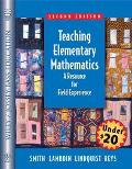 Teaching Elementary Mathematics A Resource for Field Experiences