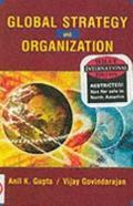 WIE Global Strategy and the Organization International Edition - Gupta - Paperback
