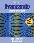 Avanzando Grammar and Reading