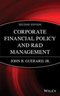 Corporate Financial Policy and R&d Management
