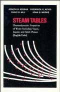 Steam Tables Thermodynamic Properties of Water Including Vapor, Liquid & Solid Phases