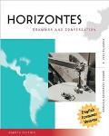 Horizontes Grammar and Conversation