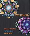 Abnormal Psychology-w/study Guide