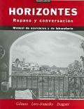 Horizontes Repaso y Conversacion  Manual de Ejercicios y de Laboratio