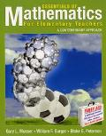 Essentials Math with Student Resource Guide Set