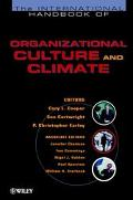 International Handbook of Organizational Culture and Climate