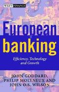 European Banking Efficiency, Technology and Growth