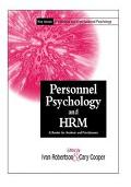 Personnel Psychology and Human Resource Management: A Reader for Students and Practitioners