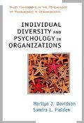 Individual Diversity & Psychology in Organizations