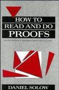 How to Read+do Proofs