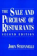 Sale and Purchase of Restaurants