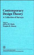 Contemporary Design Theory A Collection of Surveys