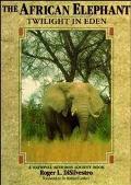 African Elephant Twilight in Eden