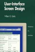 User-Interface Screen Design