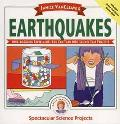 Janice Vancleave's Earthquakes Mind-Boggling Experiments You Can Turn into Science Fair Proj...