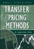 Transfer Pricing Methods An Applications Guide