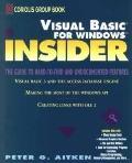 Visual Basic for Windows Insider