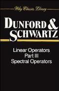 Linear Operators Spectral Operators  Part III
