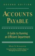 Accounts Payable A Guide to Running an Efficient Department