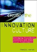 Creating the Innovation Culture Leveraging Visionaries, Dissenters and Other Useful Troublem...