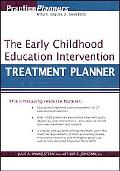 Early Childhood Education Intervention Treatment Planner