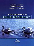 Brief Introduction to Fluid Mechancis