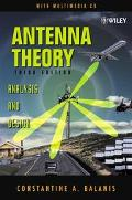Antenna Theory Analysis and Design