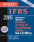 Wiley IFRS 2005, Book and CD-Rom: Interpretation and Application of International Financial ...