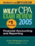 Wiley Cpa Examination Review 2005 Financial Accounting And Reporting
