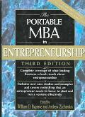 Portable MBA in Enterpeneurship With the Portable MBA in Enterpeneurship Case Studies
