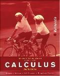 Calculus Multivariable 8th Ed