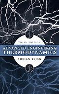 Advanced Engineering Thermodynamics