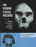 Human Fossil Record