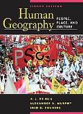 Human Geography People, Place, and Culture