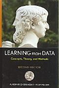 Learning from Data Concepts, Theory, and Methods